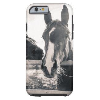 Iphone, Phone Case, Apple, Horses, Gift Ideas Tough iPhone 6 Case