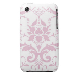 Iphone Pink Wallpaper Design iPhone 3 Case-Mate Case