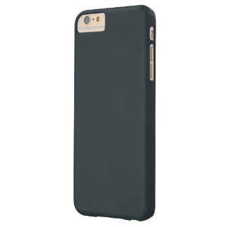 iPhone Plus case in Gunmetal Tone Barely There iPhone 6 Plus Case