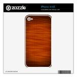 iPhone profundo del arce Skins Para iPhone 4S