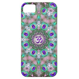 iPhone púrpura de Peacolia Aum 5 cajas de la casam iPhone 5 Case-Mate Protectores