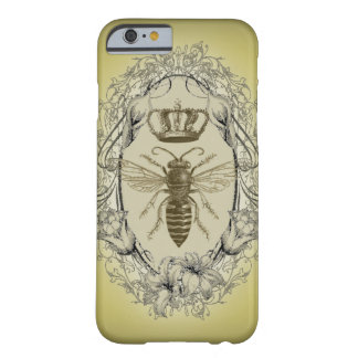 iPhone retro 6 c de la moda de la corona de la Funda Barely There iPhone 6