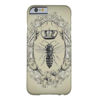 iPhone retro 6 c de la moda de la corona de la Funda Para iPhone 6 Barely There