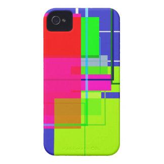 iPhone retro del modelo de los cuadrados 4 casos iPhone 4 Cárcasas