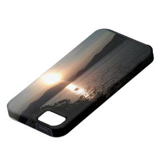 IPhone revestimiento protector puesta de sol iPhone 5 Case-Mate Carcasa