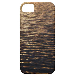 iPhone: Ripples on a Water Surface During Sunset iPhone SE/5/5s Case