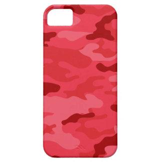 iPhone rojo 5 de la casamata de Camo Funda Para iPhone SE/5/5s