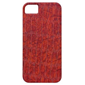iPhone rojo 5 de la casamata de la impresión del Funda Para iPhone SE/5/5s
