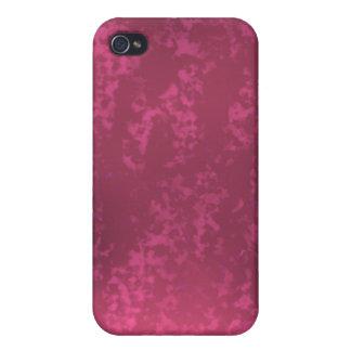 iPhone rosado 4 del fuego #1 iPhone 4 Carcasas