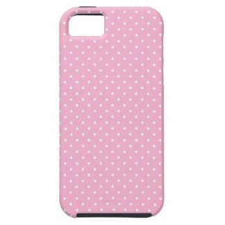 Iphone rosado 5 de la impresión del modelo de funda para iPhone 5 tough
