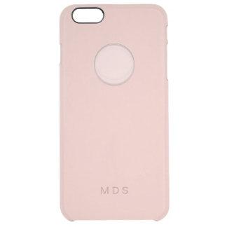 iPhone rosado 6/6s más el caso Funda Clearly™ Deflector Para iPhone 6 Plus De Unc