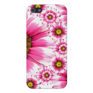 iphone rosado de la caja del teléfono celular de l iPhone 5 cárcasa