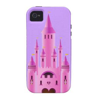 iPhone rosado de la casamata del sueño de la iPhone 4/4S Carcasas