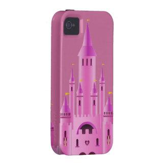 iPhone rosado de la casamata del sueño de la iPhone 4 Fundas