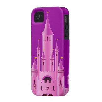 iPhone rosado de la casamata del sueño del amor de iPhone 4 Carcasa