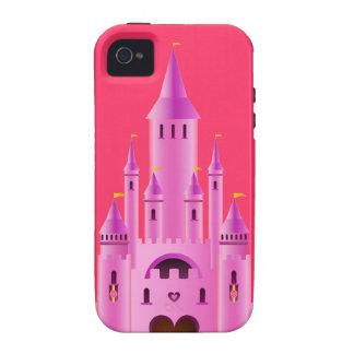 iPhone rosado de la casamata del sueño del amor de iPhone 4/4S Carcasas