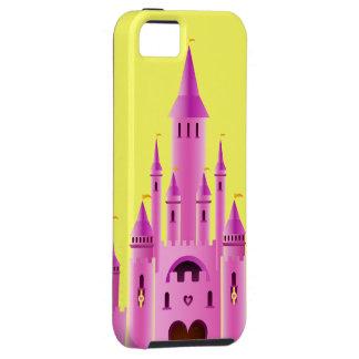 iPhone rosado de la casamata del sueño del amor de iPhone 5 Fundas