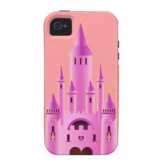 iPhone rosado de la casamata del sueño del amor de Case-Mate iPhone 4 Carcasas