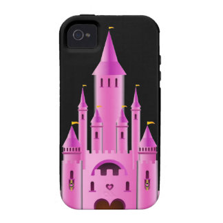 iPhone rosado de la casamata del sueño del amor de iPhone 4/4S Fundas