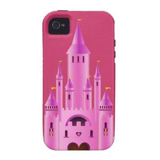 iPhone rosado de la casamata del sueño del amor de Vibe iPhone 4 Carcasa