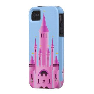 iPhone rosado de la casamata del sueño del amor iPhone 4 Fundas
