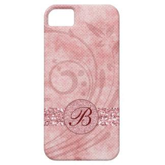 iPhone rosado del brillo 5 casos iPhone 5 Cárcasas