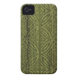 iPhone samoano de la tabla hawaiana del Tapa 4 cas iPhone 4 Case-Mate Fundas