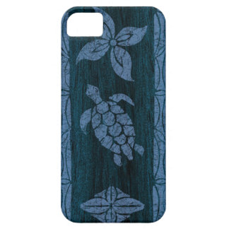 iPhone samoano de la tabla hawaiana del Tapa 5 cas iPhone 5 Case-Mate Cobertura