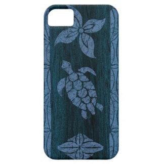 iPhone samoano de la tabla hawaiana del Tapa 5 iPhone 5 Case-Mate Cobertura