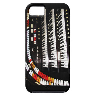 iPhone SE, iPhone 5/5s Case Antique Organ Keyboard