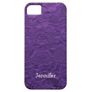 iPhone SE, iPhone 5/5s Case Purple Dolls