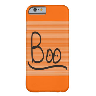 IPhone seis abucheos anaranjados de Barely There Funda Barely There iPhone 6
