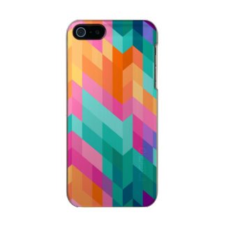 iPhone Series Incipio Case Abstract Geo Pattern Incipio Feather® Shine iPhone 5 Case