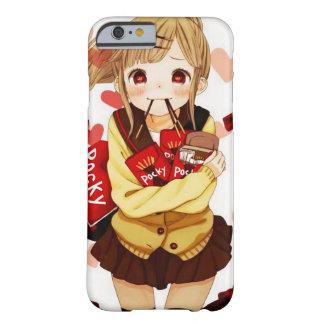 iPhone sifilítico del chica del amor del animado Funda Para iPhone 6 Barely There