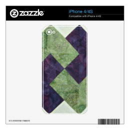 iPhone Skin 3 iPhone 4S Decal