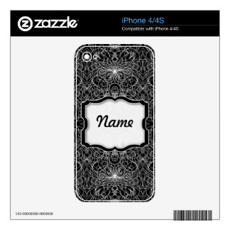 iPhone Skin indian style Skins For The iPhone 4
