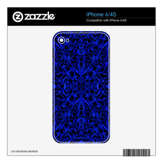 iPhone Skin Indian Style Decal For iPhone 4