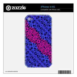 iPhone Skin Indian Style Skin For The iPhone 4S