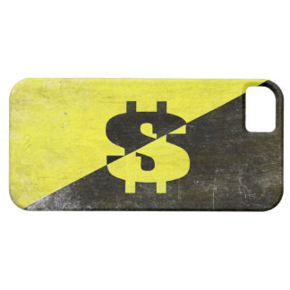 iPhone Skin with Cool Anarcho-Capitalist Flag iPhone SE/5/5s Case