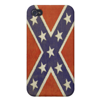 iPhone Skin with Vintage Battle Flag from Arkansas iPhone 4 Covers
