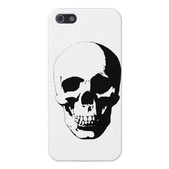 iPhone Skull Case For iPhone SE/5/5s
