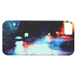 •·iPhone ♥☼Snowy 5 Case☼♥ de Nightscape·• iPhone 5 Carcasa