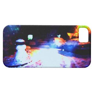 •·iPhone ♥☼Snowy 5 Case☼♥ de Nightscape·• iPhone 5 Funda