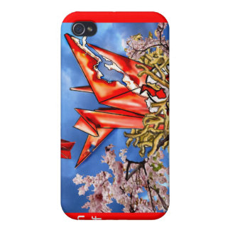 iPhone Speck Case-Resilience Of Japan iPhone 4/4S Cover