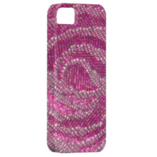 Iphone subió lentejuela funda-rosado funda para iPhone SE/5/5s
