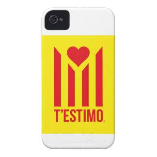 iPhone T estimo Catalonia Case-Mate iPhone 4 Cases