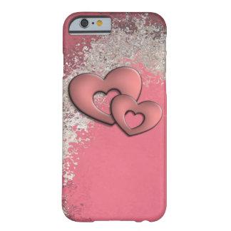iPhone - tema puro del amor Funda De iPhone 6 Barely There