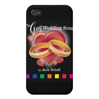 iPhone the Gay Wedding Song cover Cover For iPhone 4