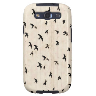 Iphone to layer Birds Galaxy S3 Cases