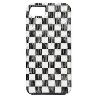 iPhone Tough Case-Sq07 iPhone 5 Case